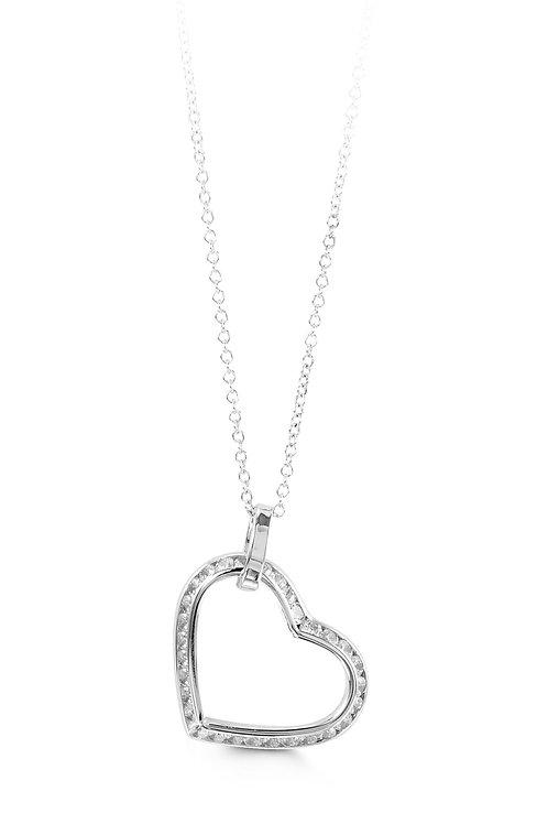10kt Gold Forever Necklace 3042