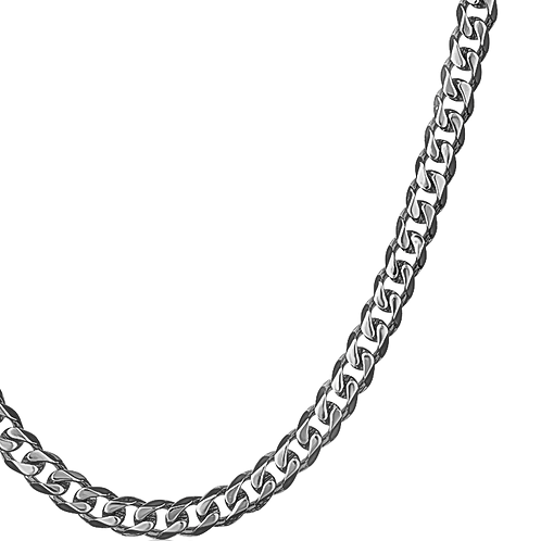 ITALGEM Stainless Steel 3.3mm Curb Chain