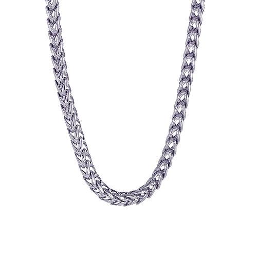 ITALGEM Stainless Steel 5mm Franco Chain
