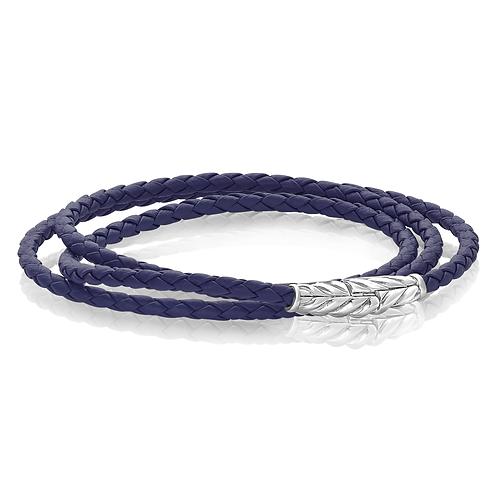 ITALGEM Triple Wrap Bracelet