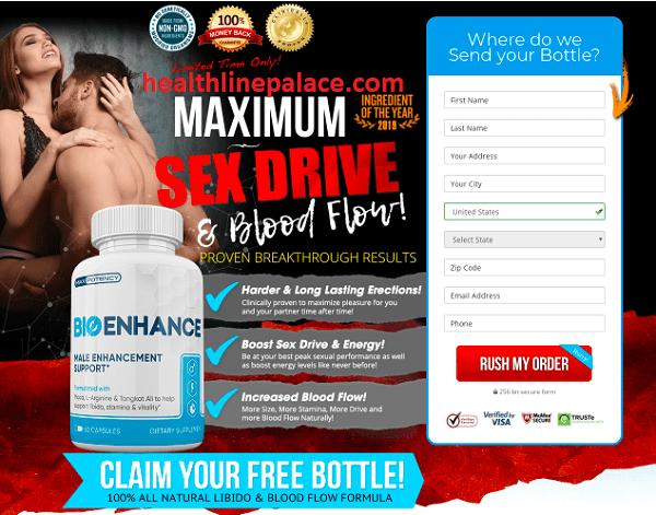 Bio Enhance Male Enhancement Reviews – BioEnhance Male Buying Or Con?