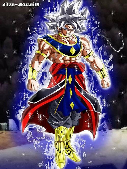 Forma Deus-Rei Da Destruição