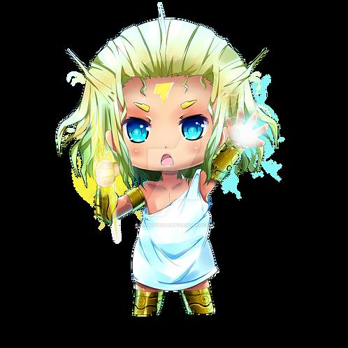 Baby Zeus