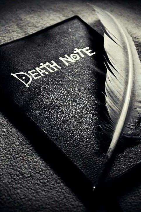 Caderno da Morte