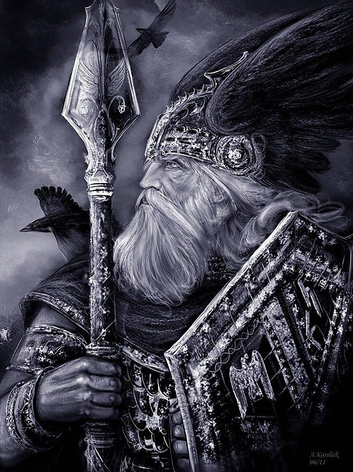 Lança de Odin