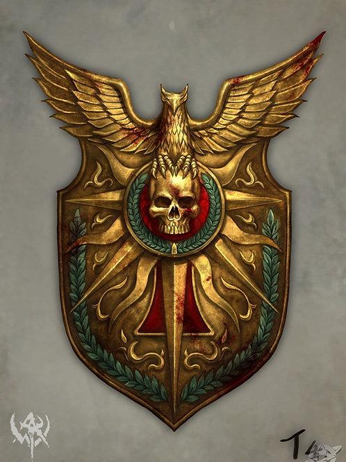 Escudo Branco de Galahad