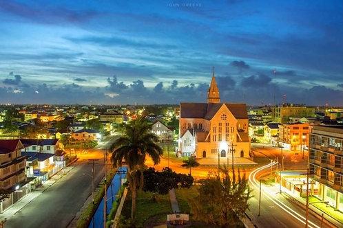 Casamento na Guiana