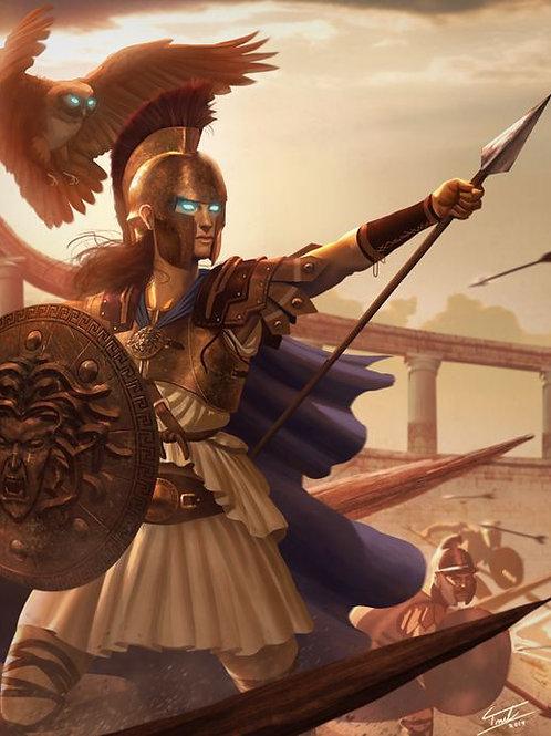 Atena - Guerreira