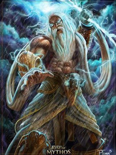 Zeus - Chuvoso