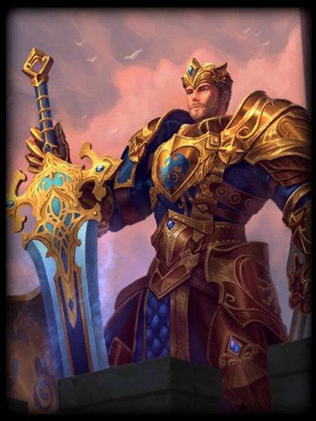 Rei Arthur - Portador da Rhongomyniad