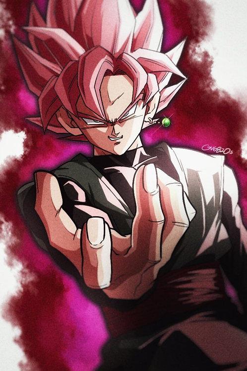Armadura Goku Black