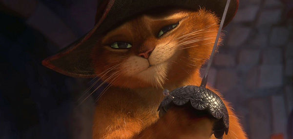 'Puss in Boots' to be the First CG-Anima