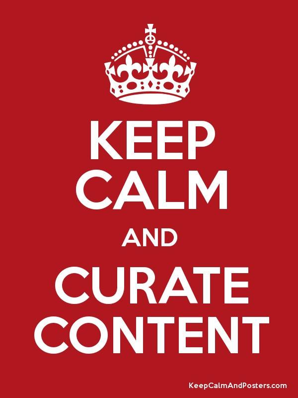 ¿No sabes qué publicar en tu blog? Sigue esta guía para principiantes en la curación de contenidos.