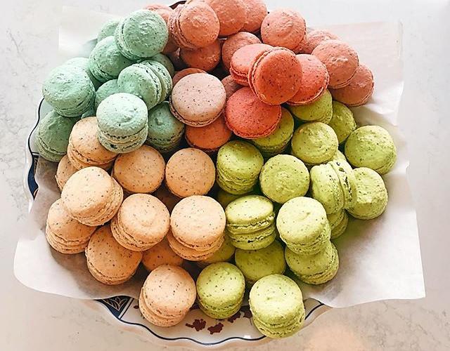 French macaron!