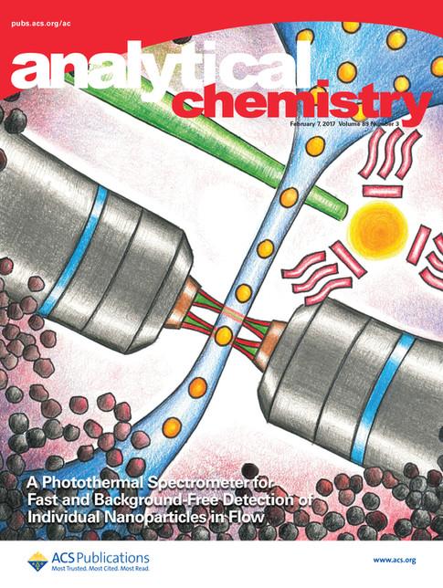 Analytical Chemistry Cover Art 2017
