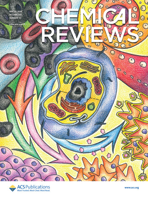 Chemical Reviews Cover Art 2018