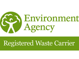 Waste Carriers Licence?