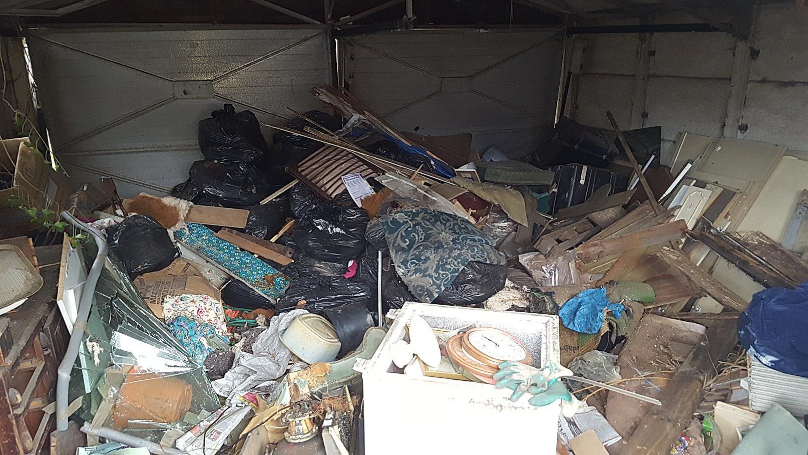 Garage Clearance/Rubbish Clearance,Wolverhampton
