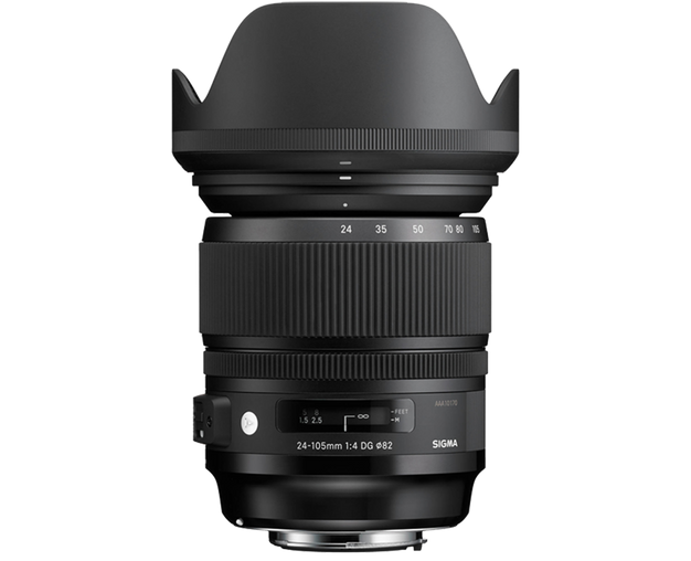 SIGMA ART LENS 24-105MM F4