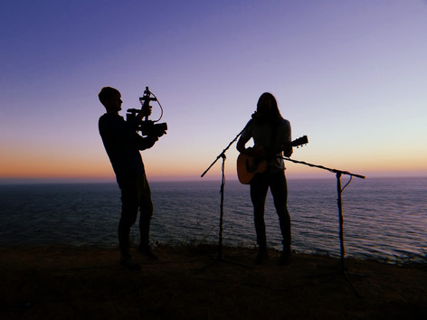 Using the Ronin 1 with the Canon C200 filming a music video for E-One Entertainment signed artist, Craig Stickland at Big Sur, California