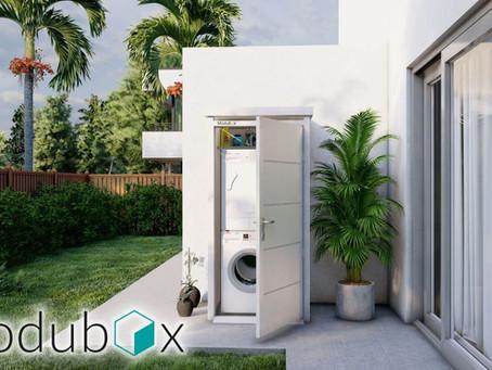 מחסן למכונת כביסה ומייבש - הפתרון האולטימטיבי