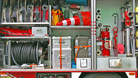 International regulation of fire protection equipment