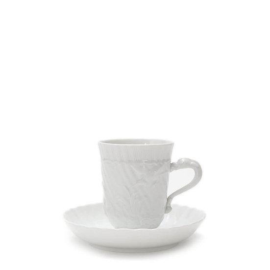 マイセン【Meissen】スワンサービス カップ&ソーサー セット