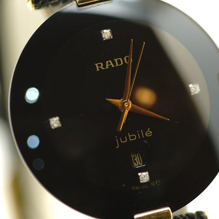 ラドー jubile クオーツ時計