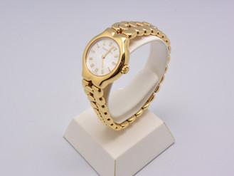 ティファニー K18クォーツ時計