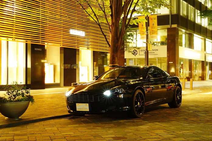 DB9ブラック