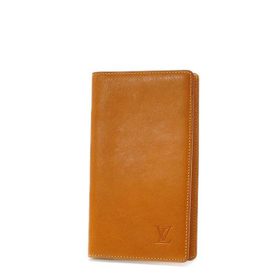 ルイヴィトン 【LOUIS VUITTON】ノマド 二つ折り札入れ 財布
