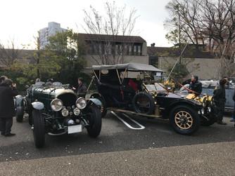 モーニングクルーズスペシャル「Rolls-Royce&BENTLEY」&クリスマスツーリングに参加してきました1