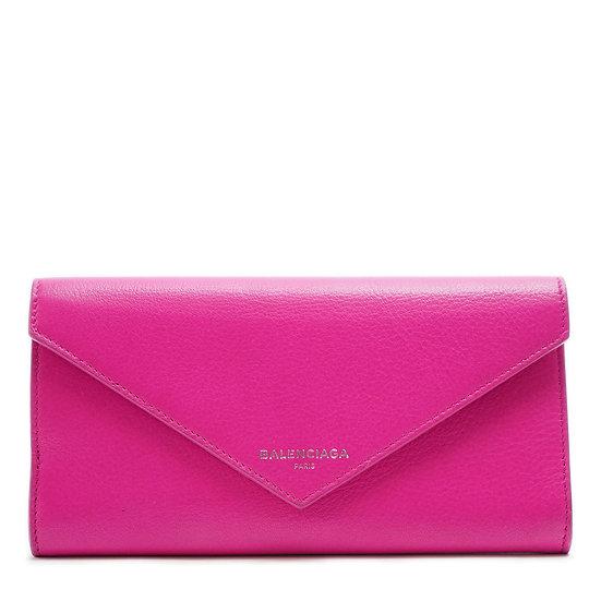 バレンシアガ 【 BALENCIAGA】ペーパー 二つ折り財布