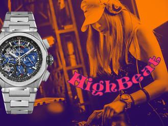 ハイビート時計の革新的な技術