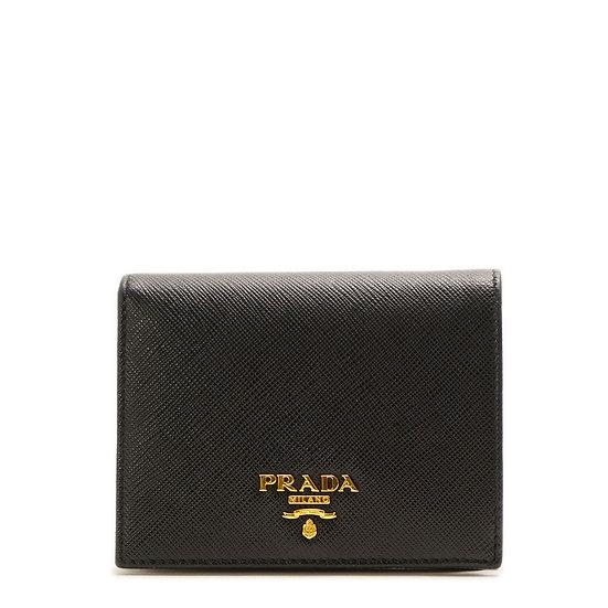プラダ  【PRADA】2つ折り財布 1MV204 QWA F0002 財布 サフィアーノ