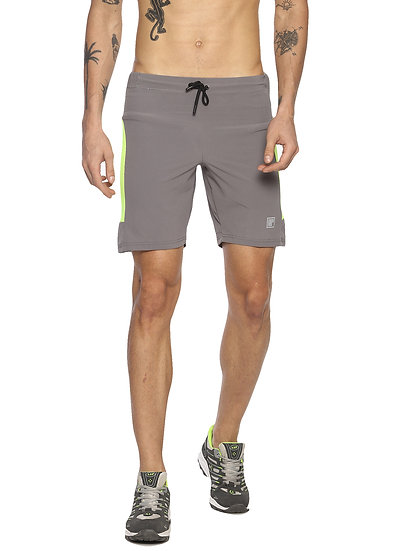 Grey Running Shorts