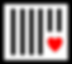 42 km store Logo (black) Heart.png