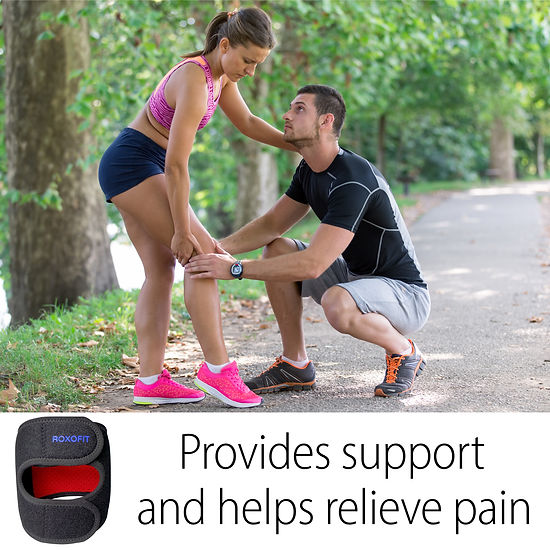 5983305f2b Dual action knee brace. Knee support brace. Knee patella strap