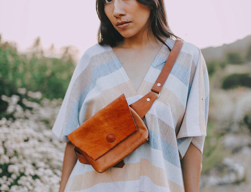 Tierra Leather Bag