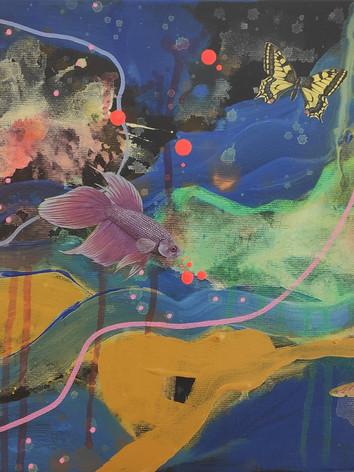 Octarine - Collage Series nr13