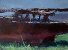 Wreck II, Heswall Shore