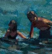 Bathers, Port Navalo