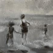 West Kirby Bathers, 1953