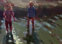 Theo & Ida, Heswall Shore