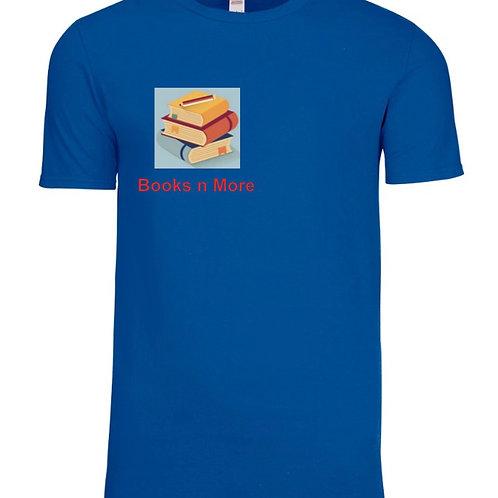 Men's Books n More T-shirt