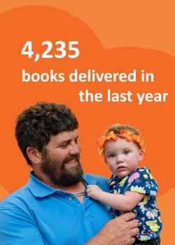 4k books delivered