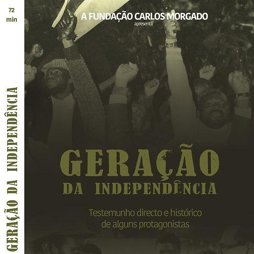 DVD - Geração da Independência