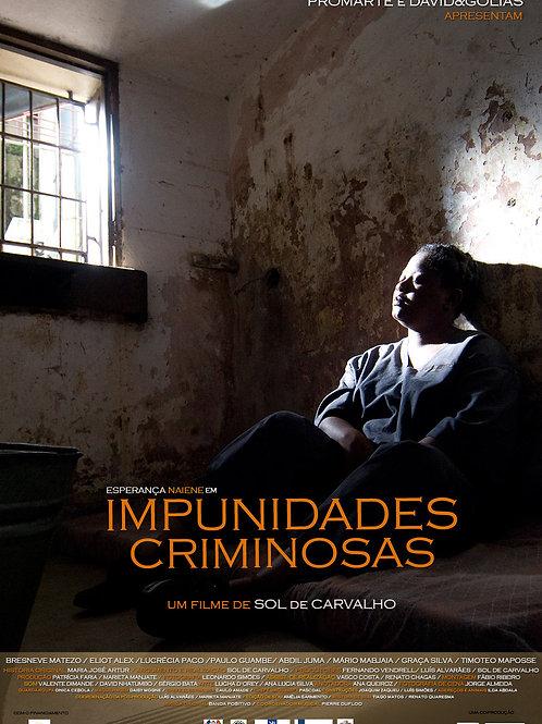 DVD -Impunidades Criminosas