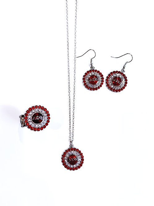 DST Necklace & Ring Set