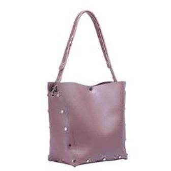 Slouchy Wide Hobo Bag
